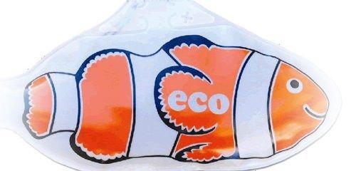 Liquid Solar Fish - ecosavr Solar Fish - Liquid Swimming Pool Solar Cover by Ecosavr