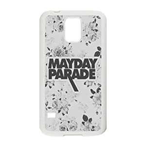 Custom Cover Case for samsung galaxy s5 i9600 w/ Mayday Parade image at Hmh-xase (style 11)