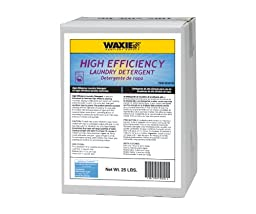 WAXIE Powdered Laundry Detergent, 25 LB Box