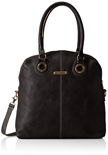Unisex Maniglia FLY London con 000 Nero Nant562fly Black Adulto Borsa qx7wO1