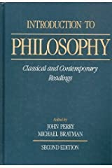 Introduction to Philosophy: Classical and Contemporary Readings Hardcover