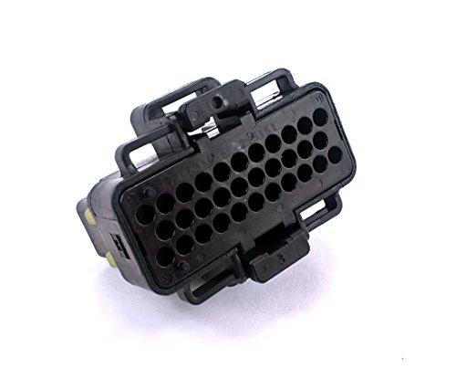 TamerX Diesel Fuel Injector Harness Connector X3 - Ford Powerstroke 6.0L International/Navistar VT275 VT365 2003-2010 (Powerstroke Mileage Fuel)