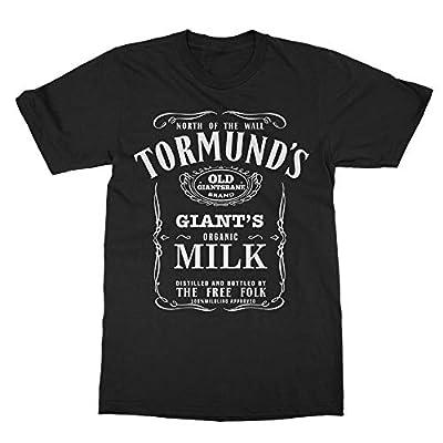 Memento Tormund's Old Giantsbane Brand Giant's Milk Game Shirts Thrones T-Shirt