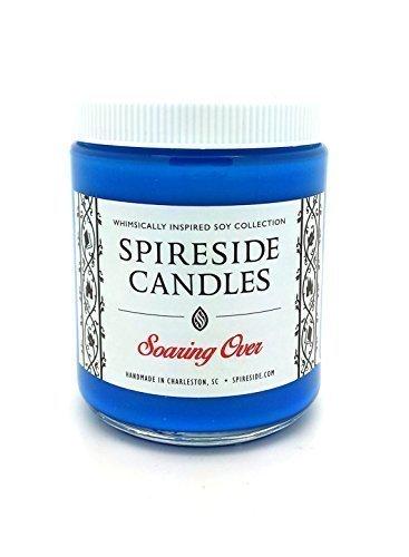 Soaring Over ® Candle, Spireside Candles, Disney Candles, 8 oz Jar
