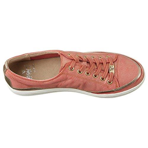 Caprice 23654 Dame Sneakers Lyserød 0EtAwT