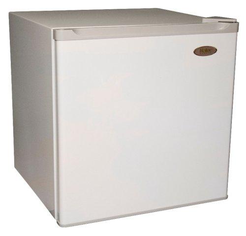 haier mini refrigerator. haier hnsb02 1.7 cu-ft refrigerator/freezer, white mini refrigerator n