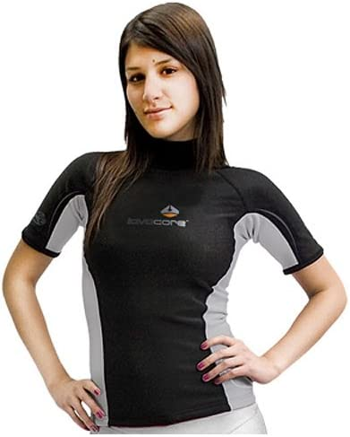 Lavacore半袖multi-sport Polytherm Scuba Diveシャツ露出Garment