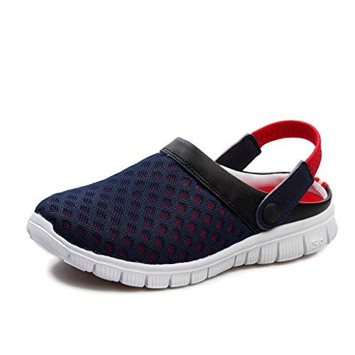 Unisex Scoglio Dogeek Uomo Da Shoes Rosso Water Scarpe Acqua wXOuPZikT