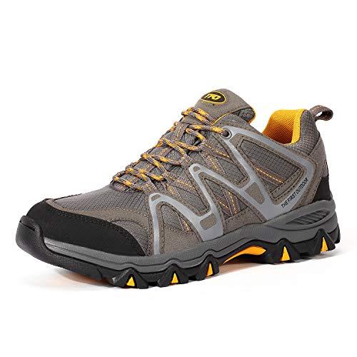 Pour Eu Tfo Homme Chaussures Basses 39 Gris jaune v0qwUSn7q
