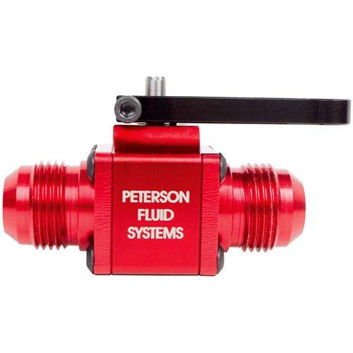 Peterson Fluid Systems 09-0960 12AN X 12AN Ball Valve by Peterson Fluid Systems