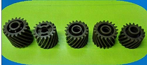 Printer Parts 2108 fix Gear Compatible Used for K0nica Minolta Yoton bh 420 421 BH 501 500 360 361 Fixing Drive Gear, 5 pcs/Set 2 Set/lot