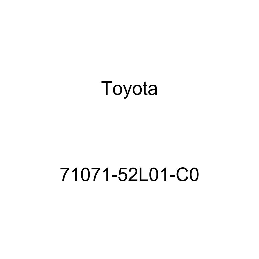 TOYOTA Genuine 71071-52L01-C0 Seat Cushion Cover