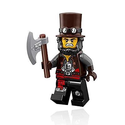 The LEGO Movie 2 Collectible MiniFigure - Apocalypseburg Abe (Sealed Pack): Toys & Games