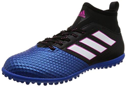 adidas Herren Ace 17.3 Primemesh TF Stiefel schwarz / weiß / blau