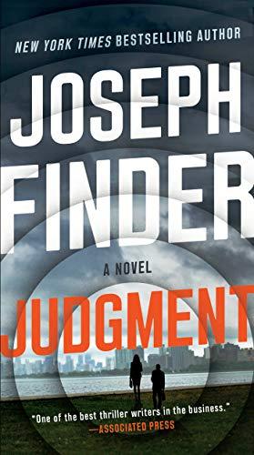 Judgment Novel Joseph Finder ebook product image