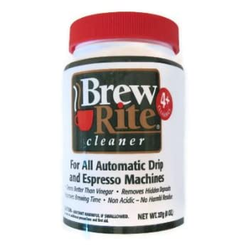coffee pot cleaner brew rite coffee maker cleaner coffee machine 12891