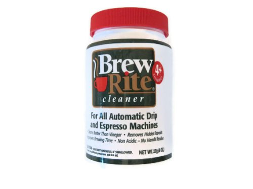 Brew Rite Coffee Maker Cleaner (Clean Coffee Maker)