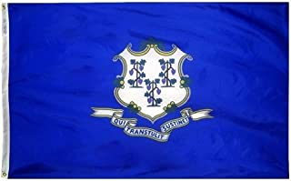 product image for 5x8' Connecticut 2ply Polyester State Flag