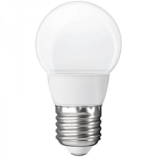 Ampoule LED bulbe E27, 4W 12V-24 VDC, blanc neutre