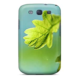 For Galaxy S3 Fashion Design Definition Leaves Hd Case-PFvNLjj7408IqWlJ