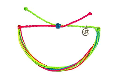 Pura Vida Jewelry Bracelets - Born to Be Wild Bracelet - 100% Waterproof and Handmade w/Iron-Coated Copper Charm (Born To Be The Best)