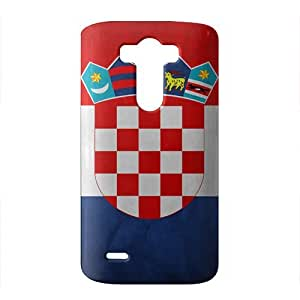ANGLC CROATIA soccer (3D)Phone Case for LG G3