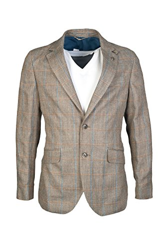 hackett-london-mens-blazer-jacket-hm441724r-size-44-beige