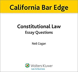 constitutional law essay exam questions Lawteachernet have a range of constitutional law essays to help you with your   the selection of constitutional law essays below have been submitted to us by   legal studies analysis cross examination governing prnciples law essay   news group law essay privacy is a fundamental human right problems in.