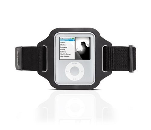 a2aef4521388c Griffin Streamline Armband for iPod nano 3G (Black)
