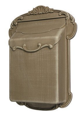 - Victoria Vertical Mailbox (Swedish Silver)