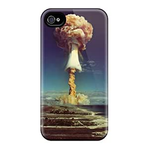 Premium Blowing Up Paradise Heavy-duty Protection Case For Iphone 4/4s by mcsharks