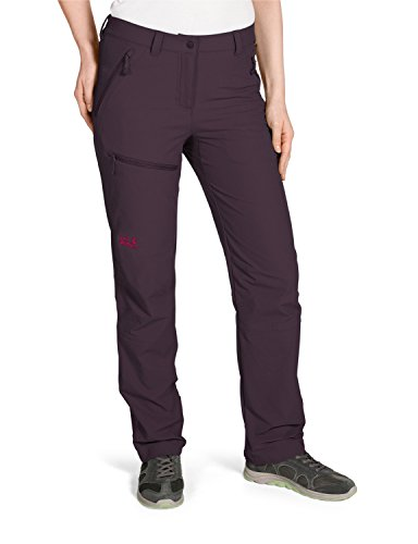 Jack Wolfskin Women's Activate Pant, Grapevine, (Grapevine Three Light)