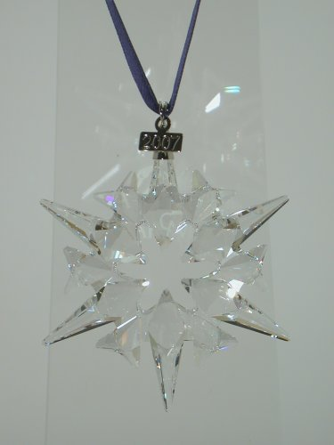 Swarovski 2007 Annual Edition Large Christmas Star Ornament by Swarovski (Image #1)