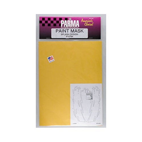 Parma Splash Design Paint Mask PAR10794 ()