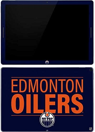 Amazon Com Skinit Decal Tablet Skin For Google Pixel Slate Officially Licensed Nhl Edmonton Oilers Lineup Design