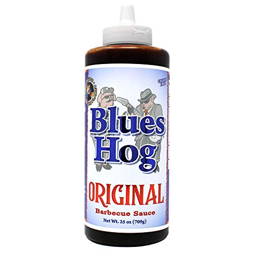 Blues Hog – Original barbecuesaus Knijpfles – 25oz (709 g)