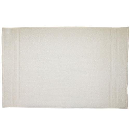 Nautica Cotton Bath Towel (Nautica J Class Bleach Safe Tub Mat, White)