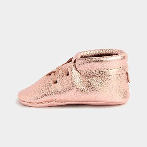 Multiple Colors Baby Girl//Boy Shoes Soft Sole Leather Oxford Moccasins Infant Sizes 1-5 Freshly Picked