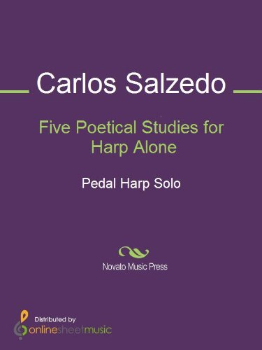 (Five Poetical Studies for Harp Alone)