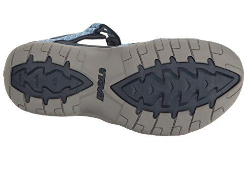 Buena Tirra Blue Women's Sandal Powder Teva Athletic BIwqZOT