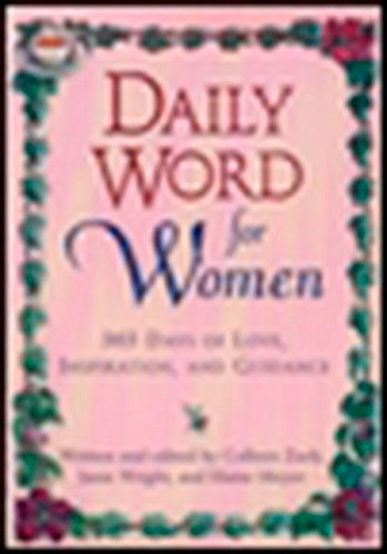 Download Daily Word for Women: 365 Days of Love, Inspiration, and Guidance pdf epub