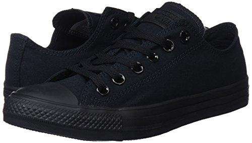 Converse Men's Chuck Taylor All Star Seasonal Ox Monochrome Black sale huge surprise exclusive sale online MpABeV5QZ8