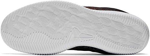 Nike Kobe Instinct Mamba Mens Chaussures De Basket-ball Noir / Rouge-m