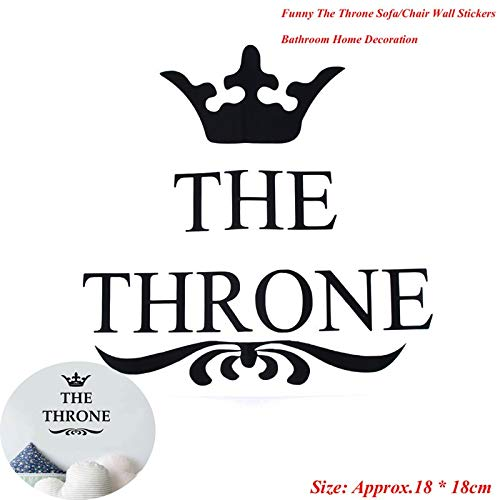 1 piece Hot Sale Funny The Throne Toilet