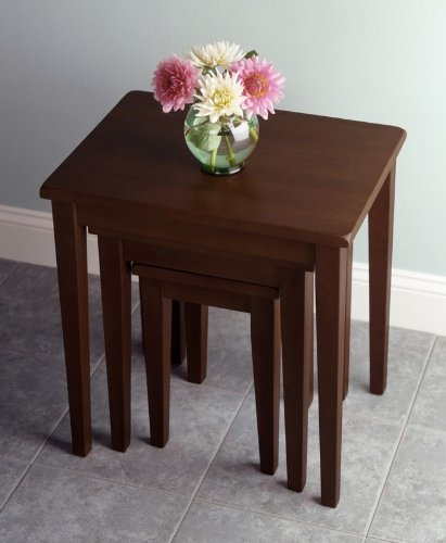 Regalia 3pc Nesting Table by BPF