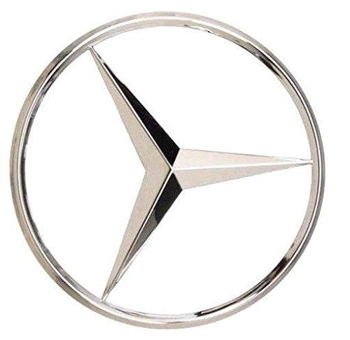 Mercedes Benz Central Emblem Grille Star 1995-2006 A9018170016 Bg81010