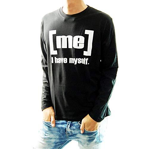 視線カウンターパート自慢(フリースタイル) Freestyle Tシャツ メンズ 長袖 Tシャツ メンズ 848-110