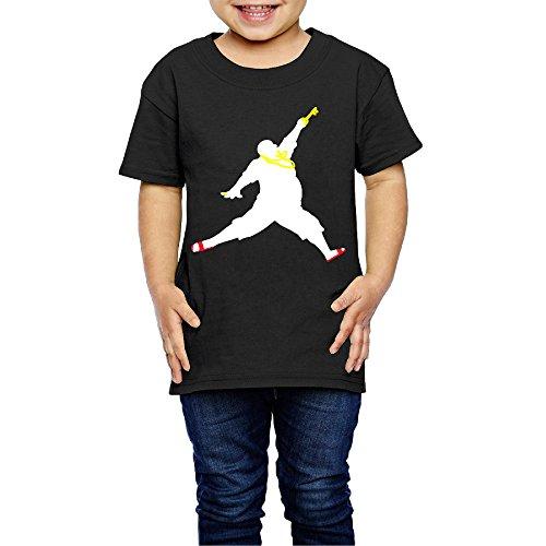 [KIDDOS Little Boy's DJ Khaled Keyman Tee - Hooped Up Shirt For 2 Toddler] (Fat Albert Costume Ideas)