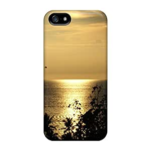 Durable Case For The Iphone 5/5s- Eco-friendly Retail Packaging(cool Sunset)
