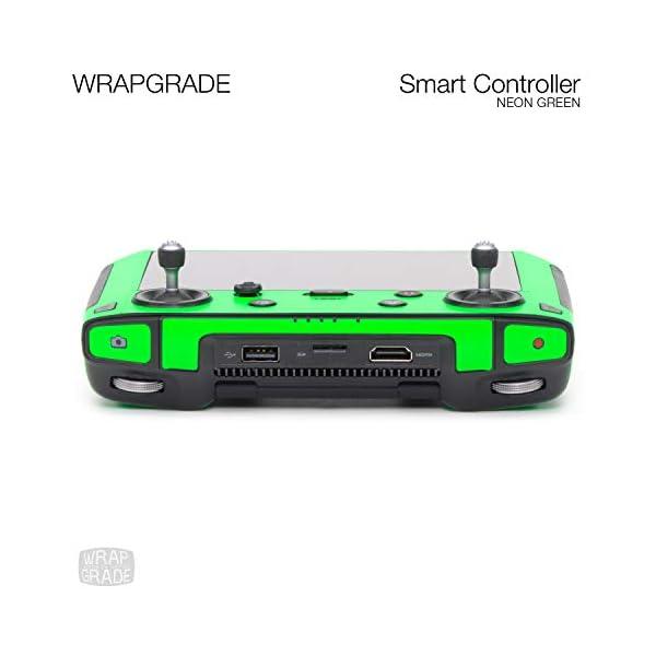 WRAPGRADE Skin Compatibile con DJI Smart Controller (Neon Green) 4 spesavip